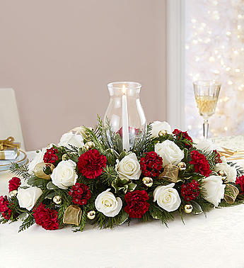 Glorious Christmas Centerpiece Product Code: 1451