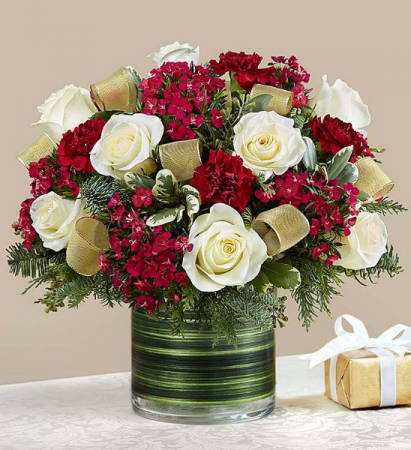 Glorious Christmas  FROM ROMA FLORIST