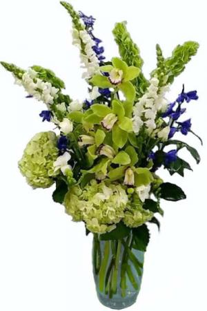 Glorious Cymbidiums Cut Flower Arrangements