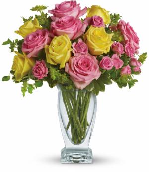 Glorious Day  Fresh Arrangement in Rossville, GA | Ensign The Florist