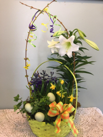 Glorious Easter Garden
