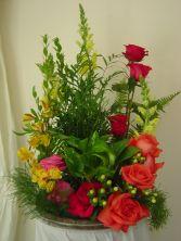 Glorious Garden (Seasonal Colors) Sympathy Garden