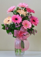 GLORIOUS GERBERAS Arrangement of Flowers