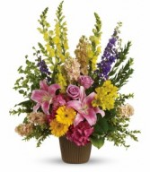 Glorious Grace Bouquet H2672A