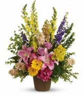 Glorious Grace Bouquet H2672A