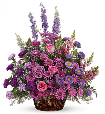 Glorious Grace Sympathy Basket