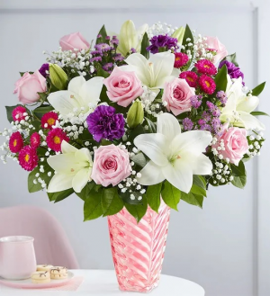 Glorious Jewel™ Arrangement in Croton On Hudson, NY | Cooke's Little Shoppe Of Flowers
