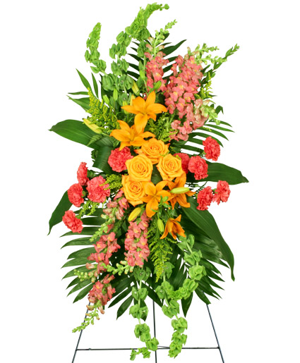 Glorious life funeral flowers in colorado springs co enchanted glorious life funeral flowers mightylinksfo