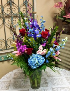 Glorious Spring  in Universal City, TX | Karen's House Of Flowers & Custom Creations