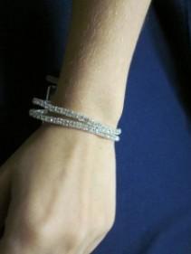 Glorius Dazzle Wristlet, $12.50