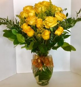 Glow of Love  18 Elegant Roses in Reno, NV | Flower Bell