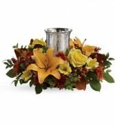 Warm Glow   Fall Bouquet