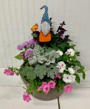 Gnome Sweet Home  in Easton, MD | ROBINS NEST FLORAL AND GARDEN CENTER