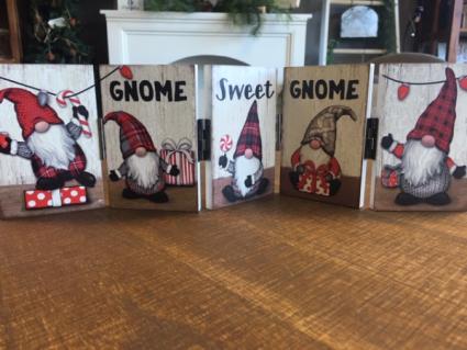 Gnome Wood Fold
