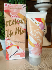 Go Be Lovely Boxed Hand Cream Coconut Milk Mango
