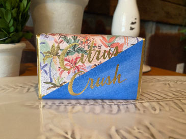 Go Be Lovely Soap Bar Citrus Crush