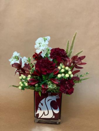 Go COUGS! Bouquet