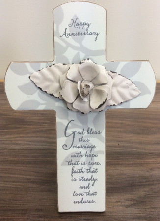 God Bless Anniversary  Anniversary Giftware