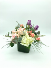 Goddess Of Spring  Vase arrangement