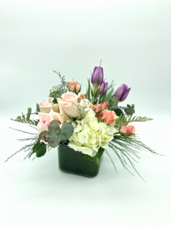 Goddess Of Spring  Vase arrangement