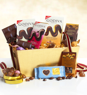 Godiva Milk Chocolate Expressions .WGG243-N