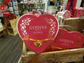 Godiva Pink Heart