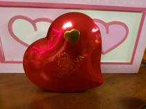 Godiva Red Heart Tin Assorted Truffles
