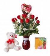 Godiva & Roses