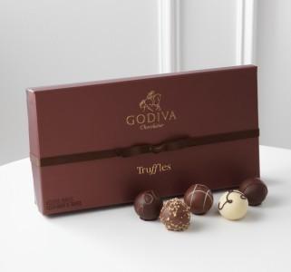 Godiva® Signature Chocolate Truffle Assortment 18