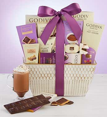 Godiva Sweets Gift Basket Gift Basket