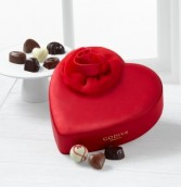 Godiva® Valentine Heart - 15-piece Assorted Choc.