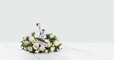 God's Gift Of Love Christmas Arrangement