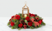 Gold Lantern Centerpiece Specialty