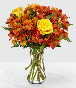 Golden Autumn™ Bouquet  in Valley City, OH | HILL HAVEN FLORIST & GREENHOUSE
