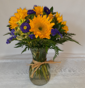 Golden Awakenings  Get Well in East Templeton, MA | Valley Florist & Greenhouse