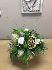 Golden Ball Arrangement