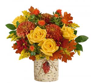 Golden Birch Bouquet in Winnipeg, MB | CHARLESWOOD FLORISTS