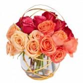 GOLDEN BOWL Floral  Arrangment