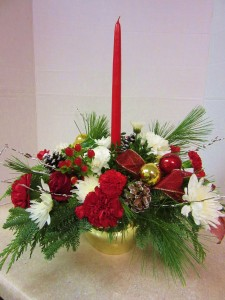 Golden Centerpiece Centerpiece, Arrangement