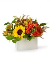 Golden Hour Bouquet Flower Arrangement