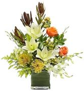 GOLDEN MEADOW ARRANGEMENT