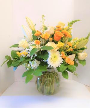 Golden Memories  in Tottenham, ON | TOTTENHAM FLOWERS & GIFTS