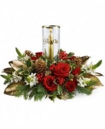 Golden Peace Bouquet Center Piece - 220408_DX
