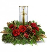 Golden Peace Centerpiece