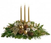 Golden Shimmer Christmas