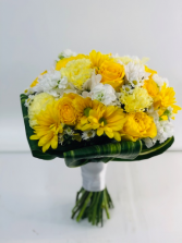 Golden Spring Bouquet  Hand held Bouquet