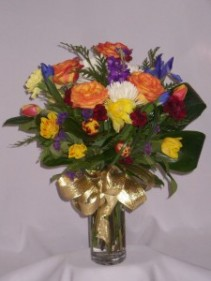 Golden Stripes -  All Occasions Flowers,