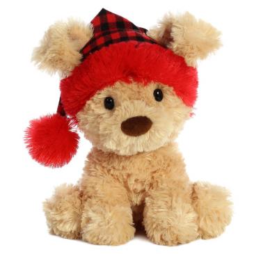 Plush Goldie Doggy