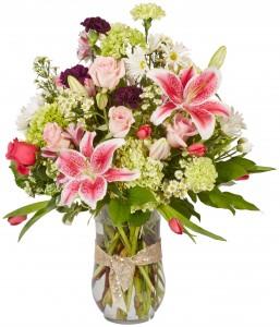 Goldy Hawn Romantic Floral Design