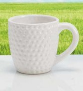 Golf Ball Coffee Mug Gift